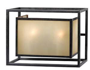 World Imports Two Light Bronze Vanity - WI418255