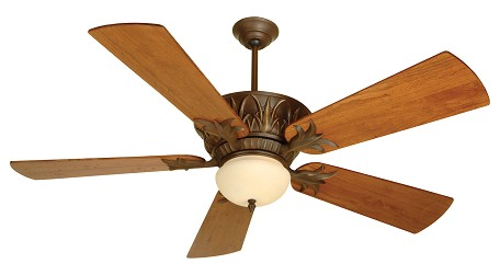 Craftmade Ag - Aged Bronze Ceiling Fan - K10272