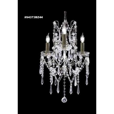 James R Moder Mini Chandelier - 94373BZ11