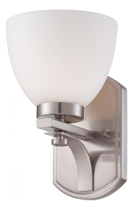 Nuvo Bentlley - 1 Light Vanity Fixture w/ Frosted Glass - 60/5011