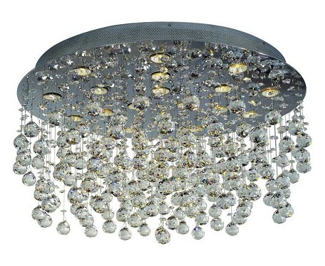 18 Light Ceiling Light Beverly Collection