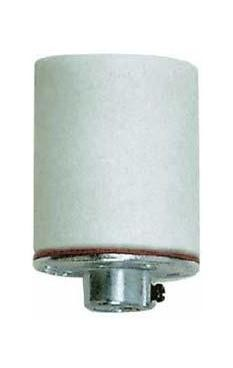 Satco Products Inc. PORCELAIN SOCKET 3 TERMINAL MEDIUM BASE - 90-1707