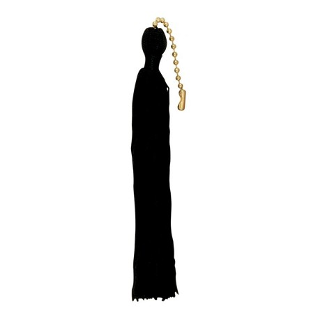 Satco Products Inc. 3'' BLACK TASSEL - 90-522