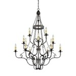 Brookshire Manor Collection 15-Light 54