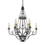 Brookshire Manor Collection 9-Light 40