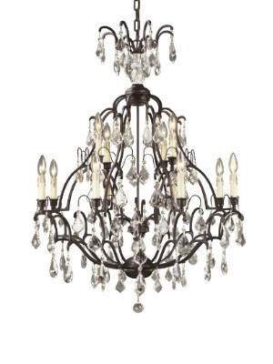 Chandelier - Timeless Elegance Collection - 2614-89