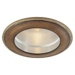 "4"" Belcaro Walnut Recessed Trim 2716-126"