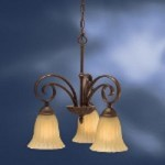Chandelier - Willowmore Collection - 3326 TZ