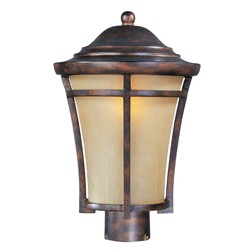 Balboa Collection Copper Oxide finish Outdoor Post Light - 40160GFCO