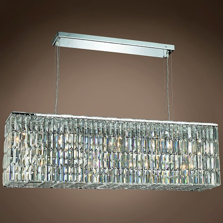 "Ibiza Design 8 Light 44"" Chandelier"