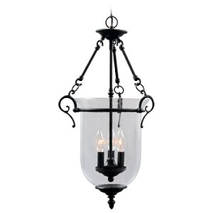 "Legacy Collection 3-Light 22"" Bronze Pendant 5022-07"