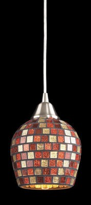 528-1MLT - Fusion Collection Pendant Lighting