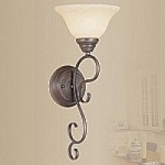"Coronado Collection 1-Light 18"" Imperial Bronze Wall Sconce 6100-58"