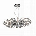 Brilliance 8 Light Crystal Chandelier - B-KD1005