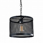 Conrad Black 1 Light Pendant - B2201