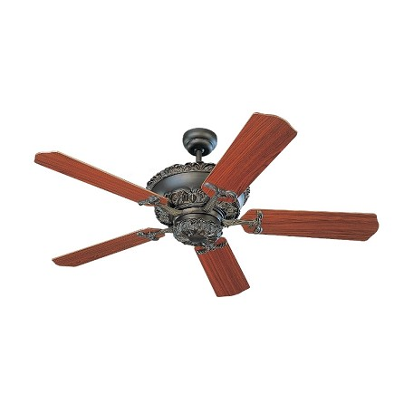 "Aberdeen 52"" Roman Bronze Energy Star Ceiling Fan 5AB52RB"