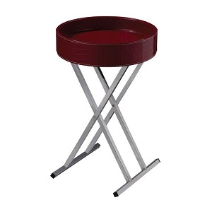 Felton Collection Red Tray Table 6043650