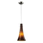 140-1ES - Tromba Collection - 1 Light Pendant