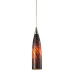 501-1ES - Lungo Collection Pendant
