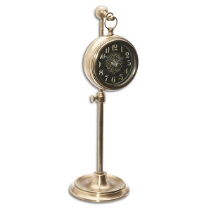 Pocket Watch Collection Brass Woodburn 06069