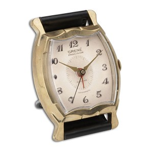 Wristwatch Collection Alarm Square Grene 06074