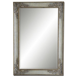 Santerno Collection Golden Ivory Mirror 12825