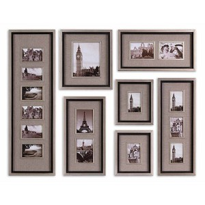Massena Collection Photo Frame Collage, (Set of 7) 14458