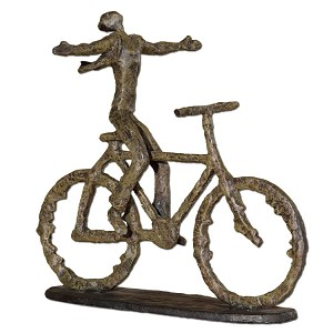 Freedom Rider Collection Metal Figurine 19488