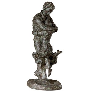 Welcome Home Collection Oil Rubbed Bronze Figurine 19492