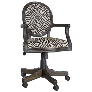 Yalena Collection Swivel Desk Chair 23077