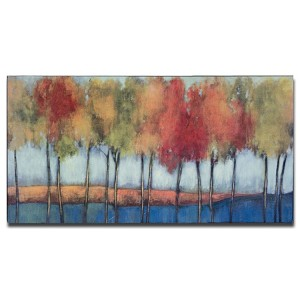 Lollipop Trees Collection Hand Painted Art 41363