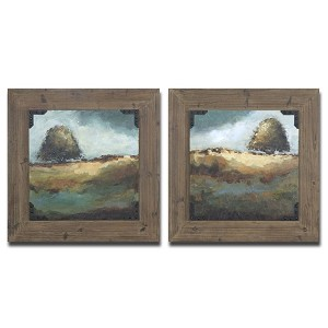 Trees Of Love Collection Framed Art (Set of 2) 41508