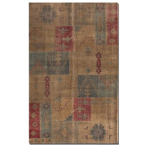 Anadolu Collection 8' x 10' Brown Wool Rug 70003-8