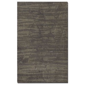 Marrakech Collection 10' x 14' Gray Wool Rug 73000-10