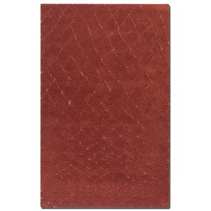Casablanca Collection 5' x 8' Red Wool Rug 73003-5