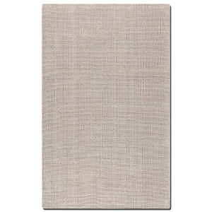 Zell Collection 8' x 10' Off White Wool Rug 73015-8