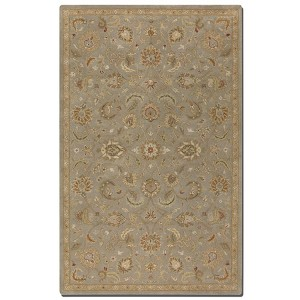 Torrente Collection 8' x 10' Gray Wool Rug 73024-8
