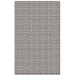 Pembroke Collection 5' x 8' Charcoal/Gray Wool Rug 71030-5
