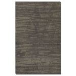 Marrakech Collection 5' x 8' Gray Wool Rug 73000-5
