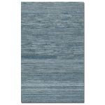 Genoa Collection 5' x 8' Denim & Wool Rug 73013-5