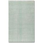 Zell Collection 5' x 8' Seafoam Wool Rug 73016-5