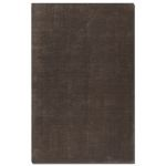 Danube Collection 8' x 10' Brown/Charcoal Viscose Rug 73017-8