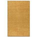 Zell Collection 8' x 10' Gold/Goldrenrod Wool Rug 73021-8