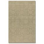Favara Collection 8' x 10' Green Wool Rug 73022-8