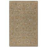 Torrente Collection 9' x 12' Gray Wool Rug 73024-9