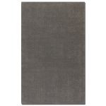 Cambridge Collection 9' x 12' Gray Wool & Viscose Rug 73028-9