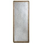 Piave Collection Antique Gold Mirror 05022