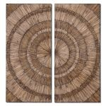 Lanciano Collection Wood Wall Art 07636