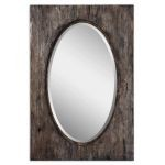 Hichcock Collection Distressed Oval Mirror 09503