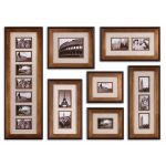 Newark Collection Hanging Photo Collage, (Set of 7) 14459